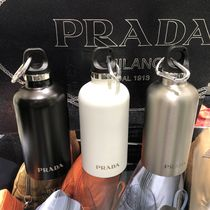 【ロンドン限定】PRADA Insulated stainless steel water bottle