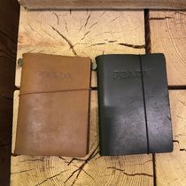 PRADA(プラダ) パスポートケース・ウォレット PRADA Traveler's notebook leather cover passport size