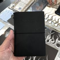 PRADA Traveler's notebook leather cover passport size