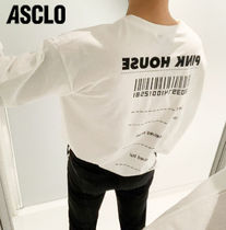 ASCLO BUYIN HOUSE OVER T-SHIRT 3COLOR s652