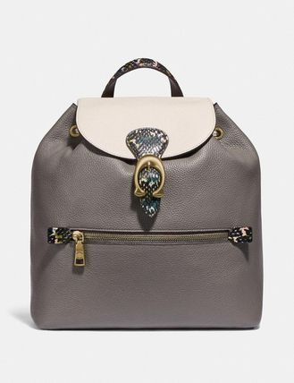 Coach バックパック・リュック コーチ Evie Backpack In Colorblock   76107