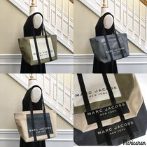 【セール!】MARC JACOBS * Canvas Logo Tote トートバッグ