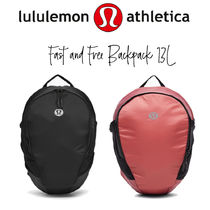【lululemon】Fast and Free Backpack バックパック