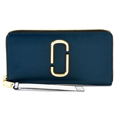 MARC JACOBS  SNAPSHOT CONTINENTAL WALLET  M0014280 455