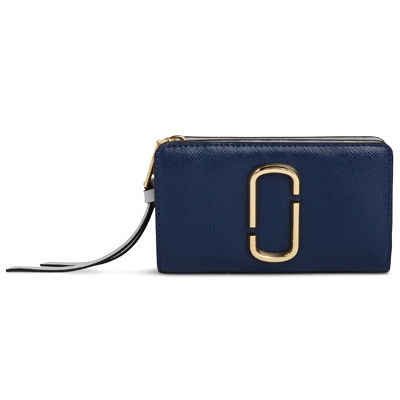 MARC JACOBS  SNAPSHOT COMPACT WALLET  M0014281 455