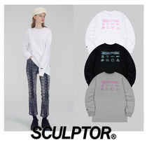 〜SCULPTOR〜S/P College LS Tee 全3色-ちょうかわいい☆ロンTee