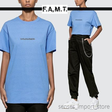 F.A.M.T. Tシャツ・カットソー FUCK ART, MAKE TEES Unfuckwittable Tシャツ