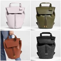 【Charles&Keith】 Classic Drawstring Backpack