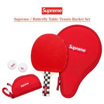 Supreme / Butterfly Table Tennis Racket Set - 卓球 ラケット