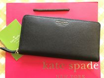 Kate Spade★Cameron Large Continental Wallet★ブラック