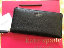 Kate Spade★Jackson Large Continental Wallet★ブラック