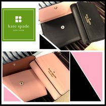 kate spade☆small trifold wallet connie 三つ折り財布 送\税込