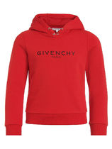 6-10A★GIVENCHY ロゴパーカー【関税送料込】