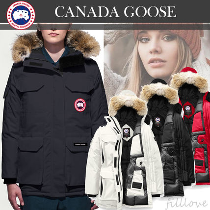 CANADA GOOSE▼豪華ファー EXPEDITION PARKA FUSION FIT ダウン