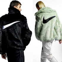 Nike x Ambush Women's Reversible Faux Fur Coat