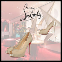 【19AW】Christian Louboutin Very Lace