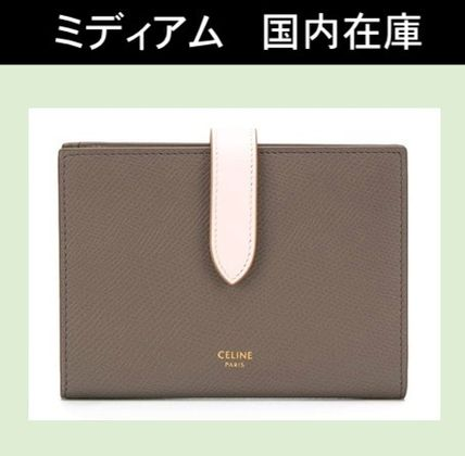 CELINE セリーヌ  Midium Strap Wallet