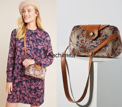 Anthropologie Carmen Crossbody Bag