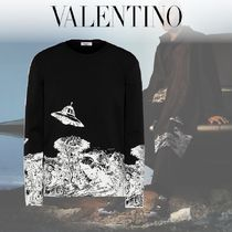 "VALENTINO×UNDERCOVER*19AW ""TIME TRAVELLER"" ニット コラボ"