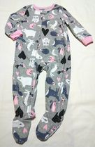 Carter's*ROMPERS(ANIMAL/GY)