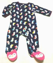 Carter's*ROMPERS(OWL/NV)