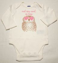 OLD NAVY*ROMPERS(OWL/CR)