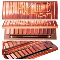 Urban Decay(アーバンディケイ) アイメイク 日本未発売【URBAN DECAY 】Naked Heat 12色豪華パレット♪
