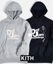 KITH The Def Jam Recordings Hoodie Monday Program