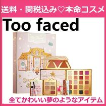 Too Faced(トゥフェイス) アイメイク 大人気 TOO FACED☆ホリデー限定☆Christmas Cookie House Party