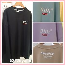 5252 by o!oi  SIDE LOGO JUMPER ☆韓国発 ☆19FALL ★大人気 ☆