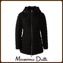 MassimoDutti♪STRETCH QUILTED DOWN JACKET