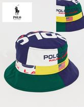 New !! POLO Sport Capsule Logo Performance バケットハット