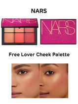 〈NARS〉★NEW★限定★Free Lover Cheek Palette