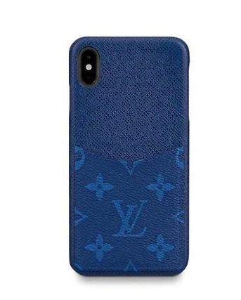 Louis Vuitton スマホケース・テックアクセサリー 【国内発・買付】ルイヴィトン IPHONE・バンパー XS MAX