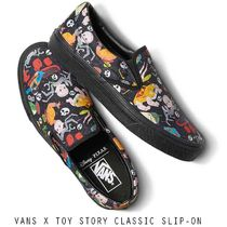 Vans Toy Story Slip On  Sid Mutant トイストーリー