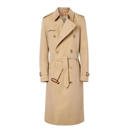 BURBERRY  Trench Heritage The Chelsea 大人の本命トレンチ