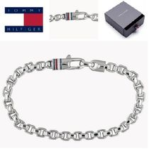 ★Tommy Hilfiger★UK発・送料関税込み♪チェーンブレスレット♪