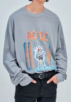 ●OPEN THE DOOR●韓国BRAND●ACDC PIGMENT LONG SLEEVE (2色)