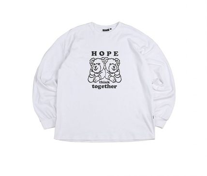 A PIECE OF CAKE Tシャツ・カットソー A PIECE OF CAKE★日本未入荷☆HTT Longsleeve ロンT 長袖(8)