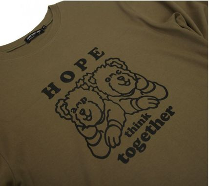 A PIECE OF CAKE Tシャツ・カットソー A PIECE OF CAKE★日本未入荷☆HTT Longsleeve ロンT 長袖(13)
