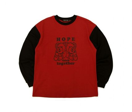 A PIECE OF CAKE Tシャツ・カットソー A PIECE OF CAKE★日本未入荷☆HTT Longsleeve ロンT 長袖(15)