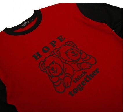 A PIECE OF CAKE Tシャツ・カットソー A PIECE OF CAKE★日本未入荷☆HTT Longsleeve ロンT 長袖(17)