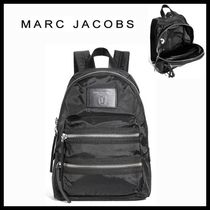 ◆MARC JACOBS◆正規品 biker mini backpack (black)