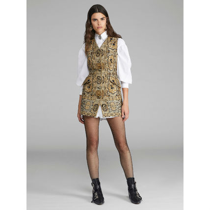 ETRO ワンピース ETRO エトロ Embroidered jacquard mini dress ワンピース(2)