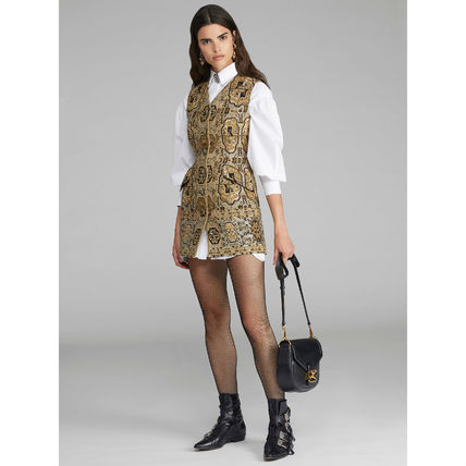 ETRO ワンピース ETRO エトロ Embroidered jacquard mini dress ワンピース(4)