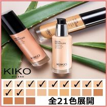 【KIKO MILANO】全21色☆INSTAMOISTURE FOUNDATION①
