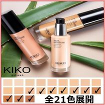 【KIKO MILANO】全21色☆INSTAMOISTURE FOUNDATION②