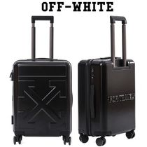 Off-White/正規品/EMS/送料込み ARROWS TROLLEY スーツケース