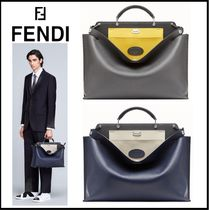 【FENDI】新作☆人気!!PEEKABOO ICONIC ESSENTIAL メンズ