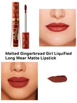 〈Too Faced〉★19ホリデー★Melted Gingerbread Girl Lipstick